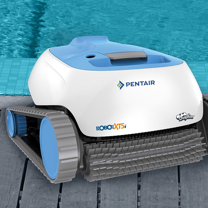 Novo aspirador para piscinas autom tico robot xt5i sibrape pentair marol piscinas - Robot para piscinas ...