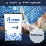 Ozônio SPA para banheiras/spas/ofurôs até 10.000 litros (gerador e bypass) 220V Panozon