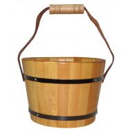 Balde para Sauna Seca - Marol