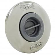 Dispositivo de Aspiração Tubo Ø60 Pratic inox de 1 1/2'' Sodramar
