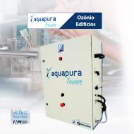 Ozônio para caixa d'agua edifício Aquapura Tower Panozon