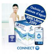 Ozônio para caixas d'água Aquapura com wifi 3000 litros 220V Panozon (Aquapura)