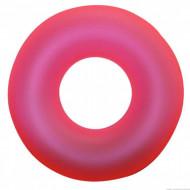 Boia Inflável - Nautika - Circular Rosa - 91 cm