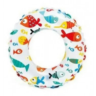 Boia Circular Estampada 51 cm Intex