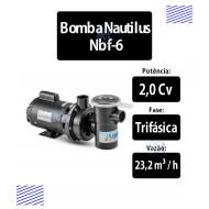 Bomba para piscinas 2,0 CV Trifásica NBF6 - Nautilus