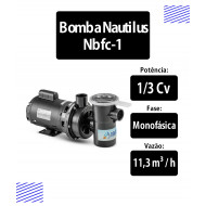 Bomba para piscinas 1/3 CV Monofásica (NBFC1) - Nautilus_2