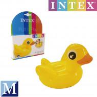 Brinquedo Aquático Inflável Patinho Intex
