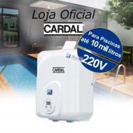 Aquecedor para Piscina Digital Cardal até 10.000 Litros 220V