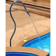 Cascata em Aço Inox - Sodramar - Tubular Splash