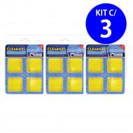 Clarificante Clear Gel 100g Maresias - Kit c/ 3
