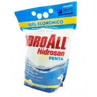 Novo Cloro 5kg Refil Econômico Penta - Hidroall