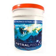 Cloro Granulado Multiação 5 em 1 - Balde 10Kg - Astralpool
