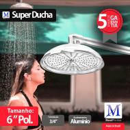 Super Ducha para piscina Alumínio 06