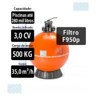 Filtro para piscina F950P Nautilus