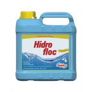 Clarificante Hidroall hidrofloc tripa ação -5 Litro