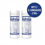 Hidrosan Plus 10 Pastilhas Efervescentes 100gr - 1 kg Hidroall