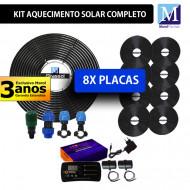 Controlador de temperatura (CDT) para aquecedores solares