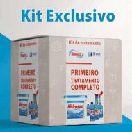 Kit de tratamento - Hidroall - Primeiro tratamento