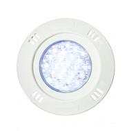 Refletor ABS branca  para piscina - Sodramar - Luminária Led 36w p/ até 36m²