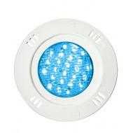 Refletor ABS azul  para piscina - Sodramar - Led 9w Monocromático p/ até 18m²