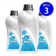 M20 Sanitizante 1L Maresias - Kit com 3