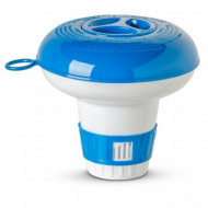 Mini flutuador de cloro tablete para piscinas Marol