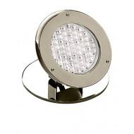 Refletor LED - Cristal Led - 62 Inox Fonte 7,5w-1/2 padrão