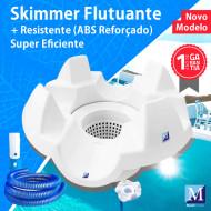 Skimmer Flutuante para piscinas 40cm diâmetro Marol