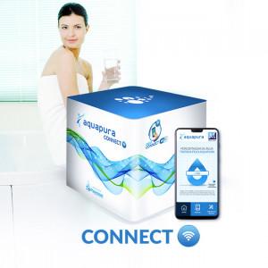 Ozônio para caixas d'água Aquapura com wifi 3000 litros 110V Panozon
