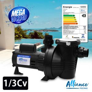 Bomba para piscina La Fit 33 Alliance 1/3cv 60hz