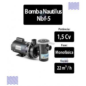 Bomba para piscinas 1,5 CV (NBF5) - Nautilus