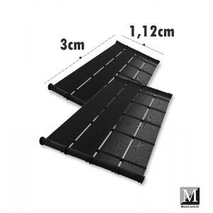 Aquecedor Solar para piscina Nautilus 3,00 x 1,12 cm (3,36m²)