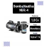 Bomba para piscinas 1,0 CV Monofásica BM-100 Sodramar