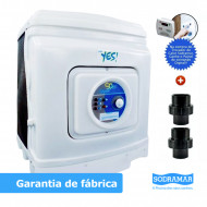 Aquecedor a Gás Mastertemp - Pentair