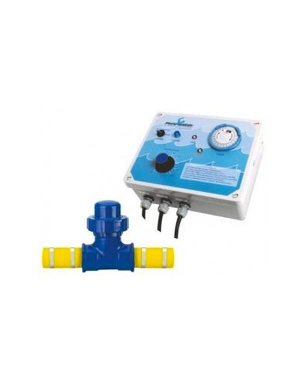 Ionizador para piscinas pure water pw 25 marol piscinas for Ionizador piscina