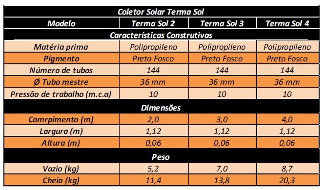 especificacoes tecnicas coletor solar nautilus
