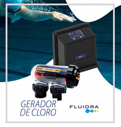 Gerador de cloro fluidra