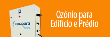 ozonio para edificio e predio