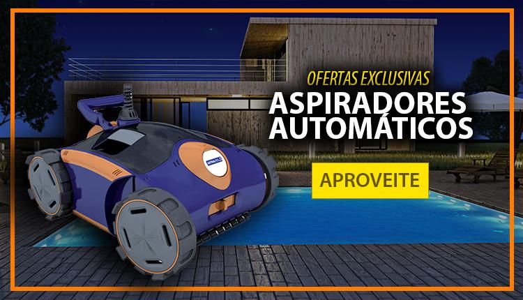 aspirador automático para piscina - x5