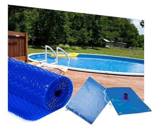 tipos de capa para piscina